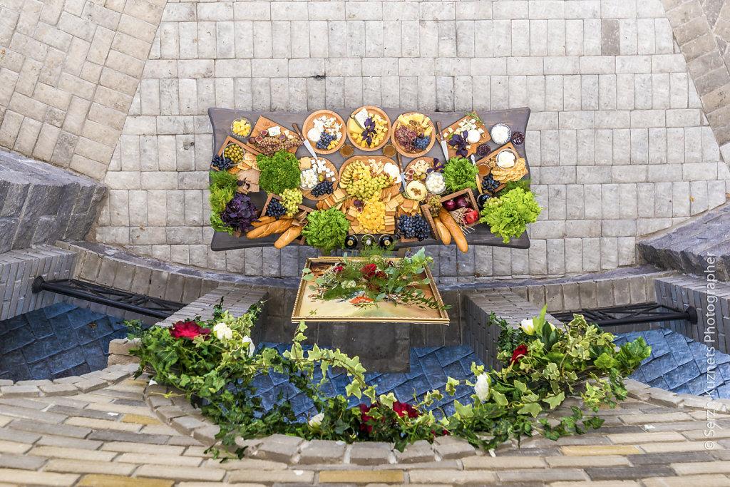Парковая зона в парк-отель Немчиновка