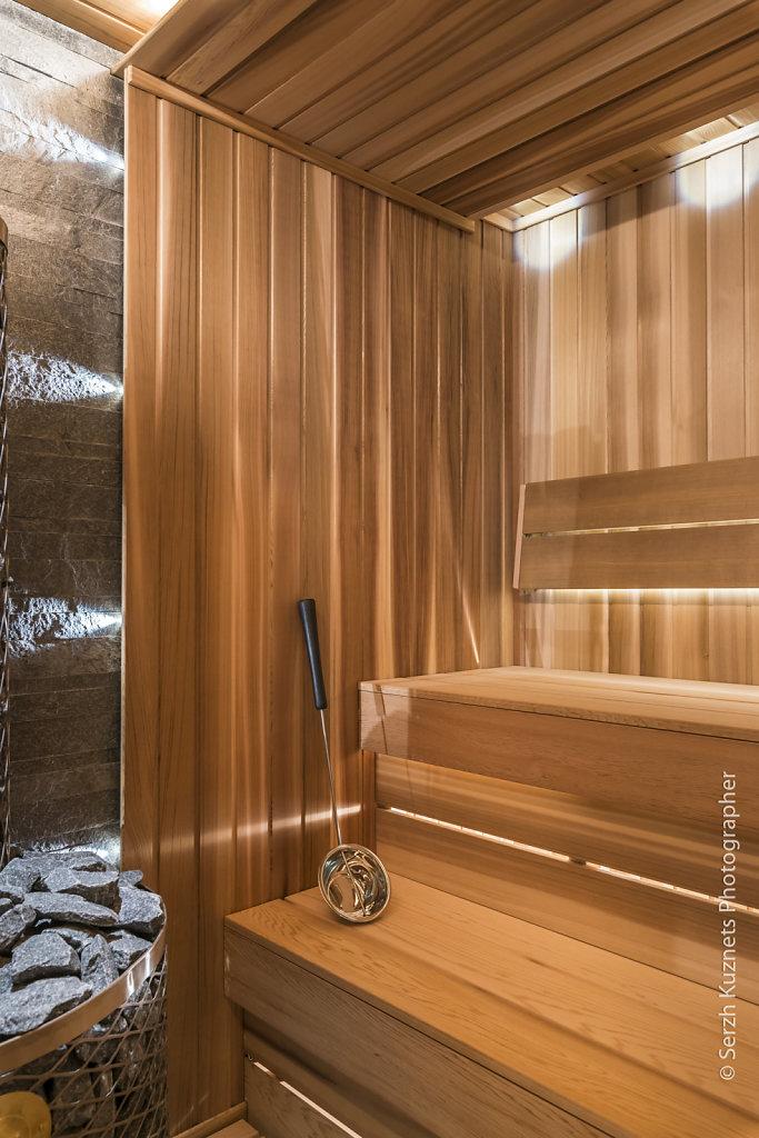 Фото сауна с дровяной печью