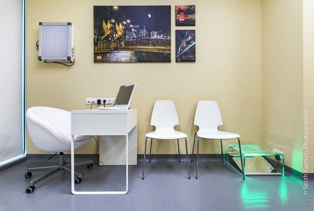 Фото медицинского центра Институт остеопатии Мохова