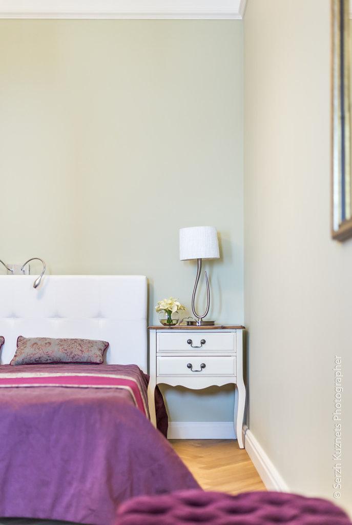 Фото интерьера квартиры в ЖК ОТРАДА