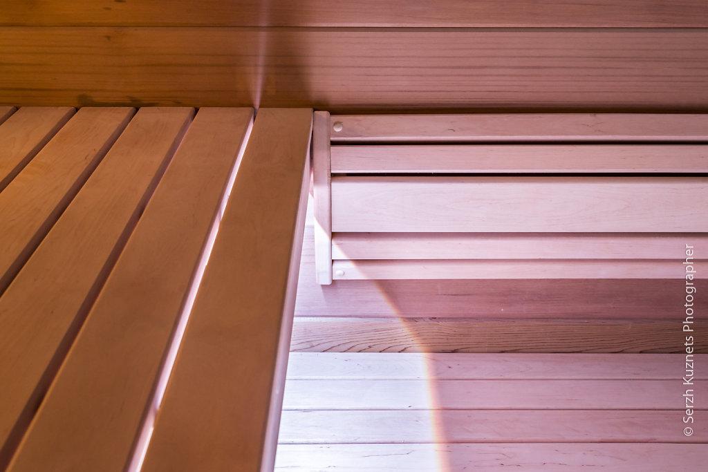 Фото сауны с дровяной печью KASTOR KSIS