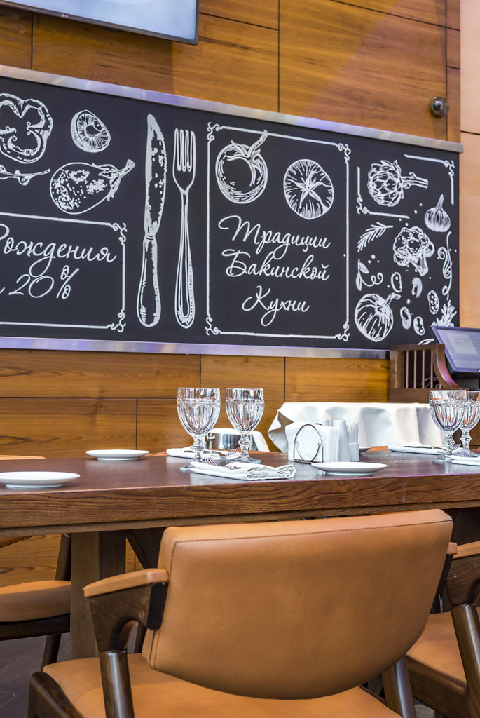 """Фото ресторана Zafferano и Forte Bello в ТЦ """"Авиапарк"""""""