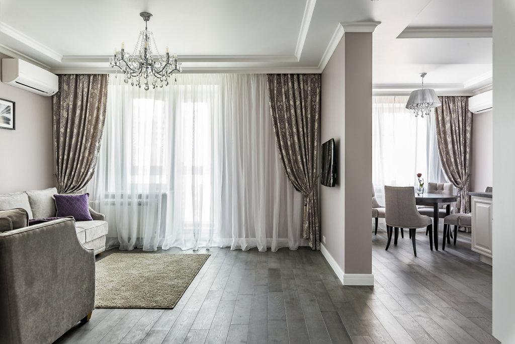 Фотосъёмка для продажи квартиры в Бутово Парк