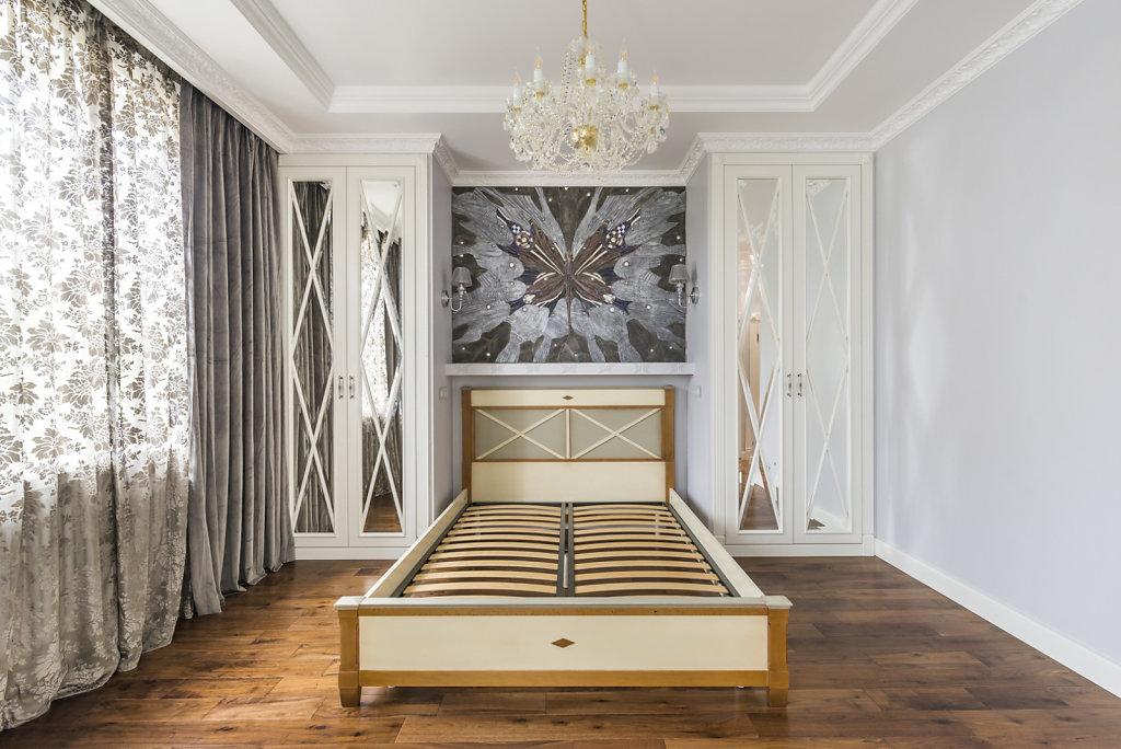 Фотосъёмка квартиры для продажи в Суханово Парк