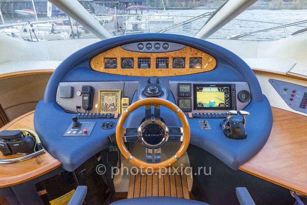 Яхта Azimut Flybridge 55